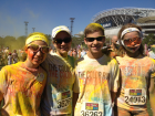 COLOR RUN 2013 - At the finish!
