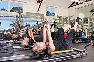 Rancan Sisters Fitness Pilates Reformer Method